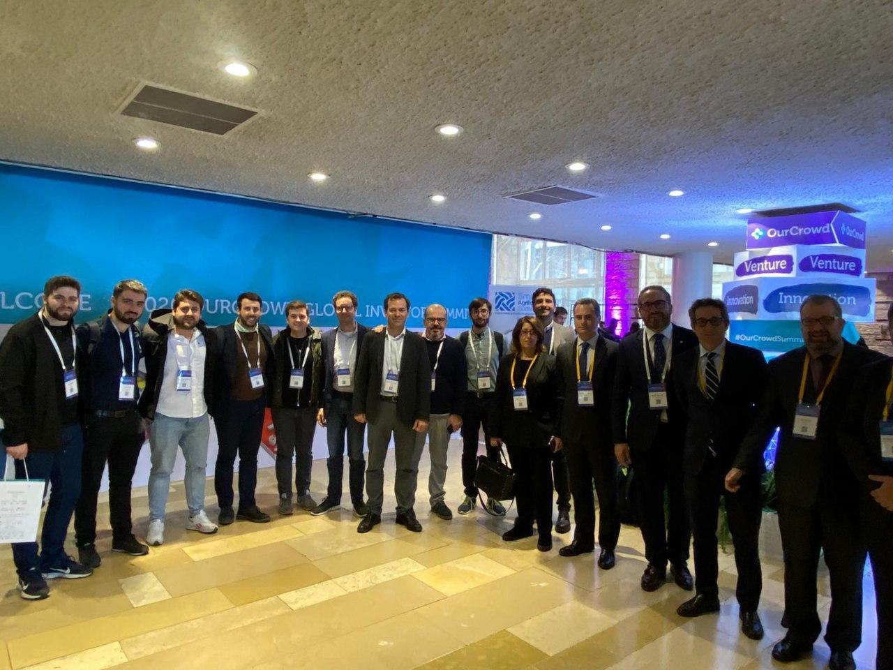 Instalaciones de 2020 OurCrowd Global Investor Summit
